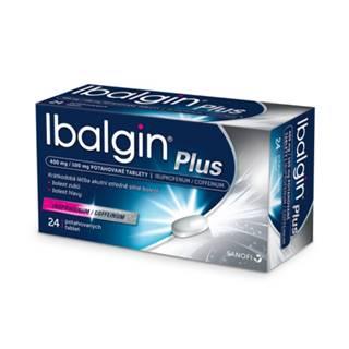 IBALGIN Plus 24 tabliet