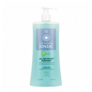 JONZAC Pure čistiaci gél Bio na zmiešanú pleť 400 ml