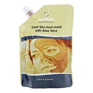 KAWAR Bahenná pleťová maska s minerálmi z mŕtveho mora a aloe vera 250 g