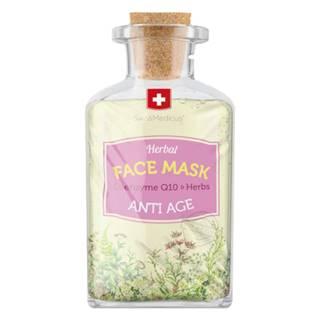 SWISS MEDICUS Herbal face mask anti age 17 ml
