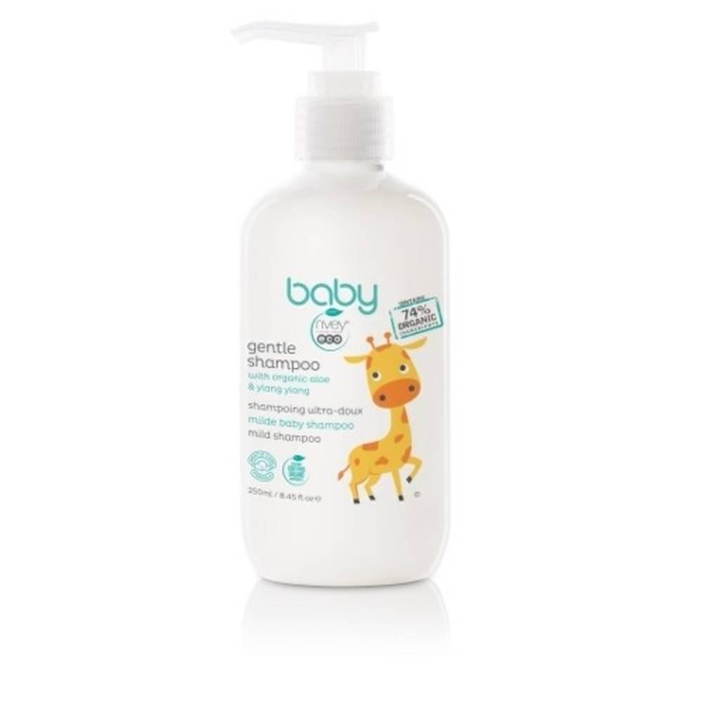 Nvey NVEY Baby BIO šampón žirafka 250 ml