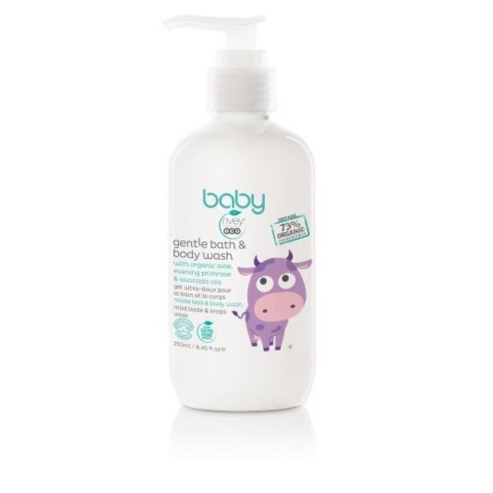 Nvey NVEY Baby BIO sprchový gél kravička 250 ml