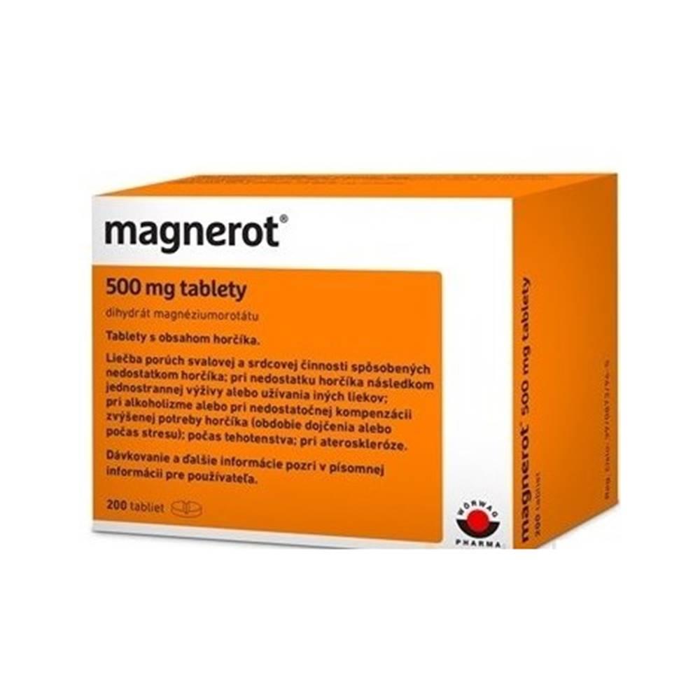 Wörwag Pharma Magnerot tbl.200 x 500 mg