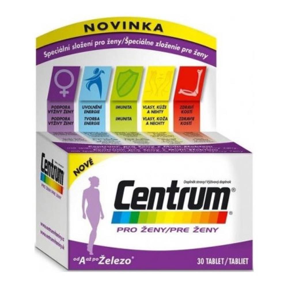 CENTRUM CENTRUM Pre ženy II. akosť 30 tabliet
