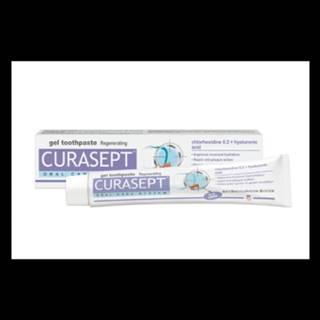 CURASEPT Regenerating gélová zubná pasta 75 ml