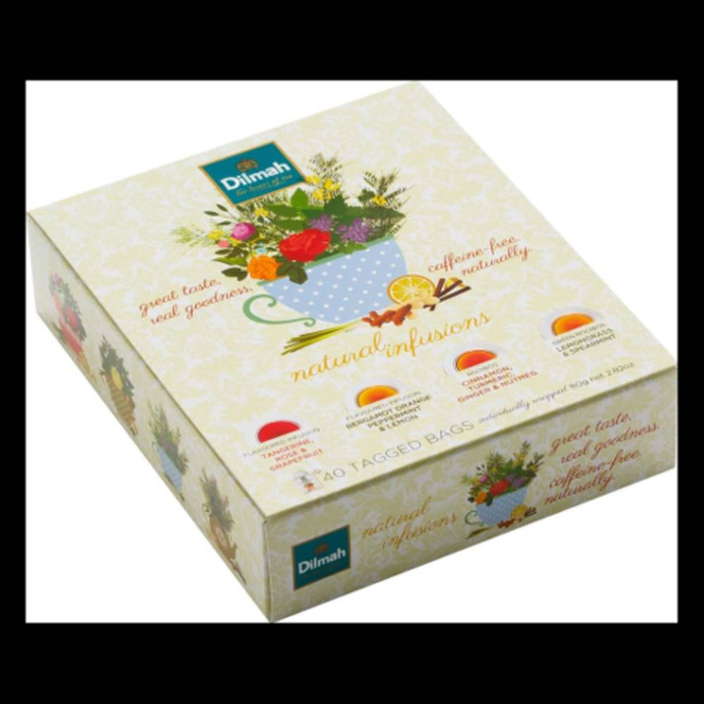 Dilmah DILMAH Natural infusions 40 x 2g