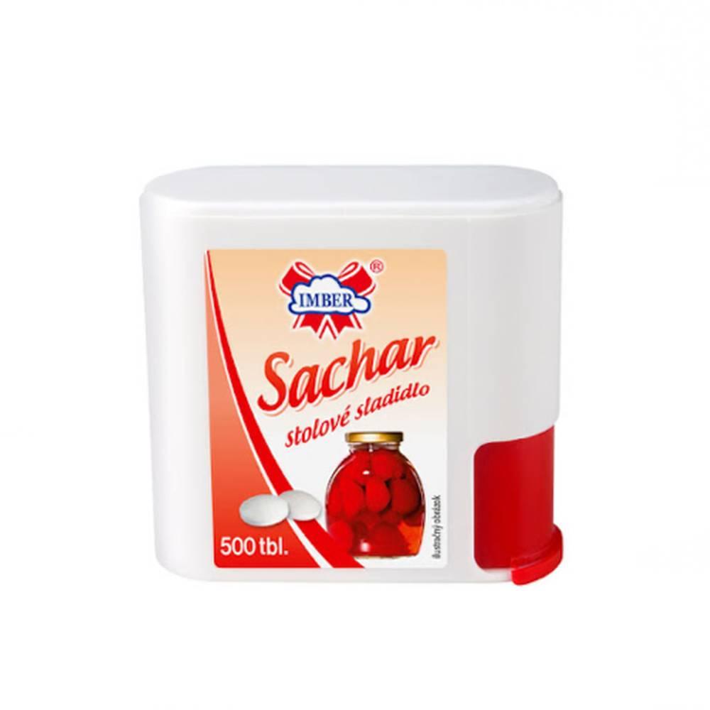 Imber IMBER Sladidlo sacharínové 500 tabliet
