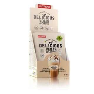 NUTREND Delicious vegan protein latte macchiato 5 x 30 g