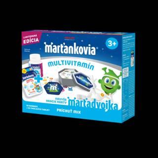 WALMARK Marťankovia multivitamín mix 1 set