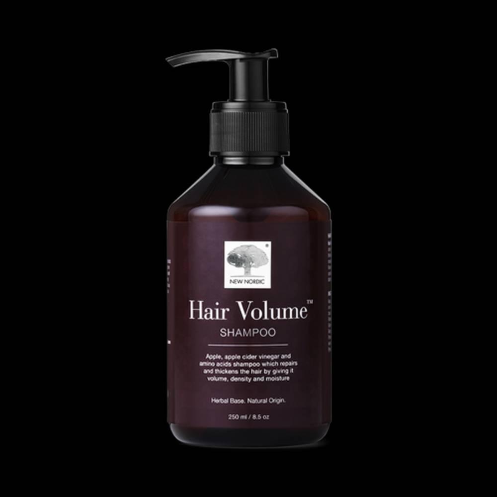 NEW NORDIC NEW NORDIC Hair volume šampón 250 ml