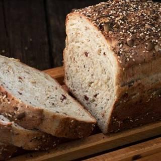 Proteínový chlieb 360 g, vegan