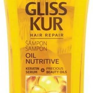GLISS KUR šampón Oil Nutrit