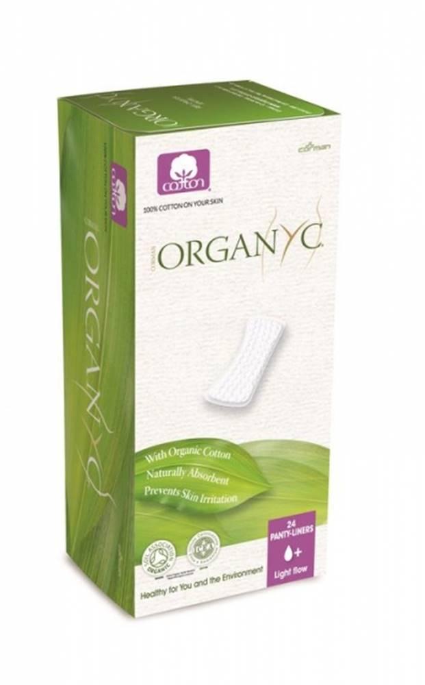 Organyc Organyc bio menštruačné vložky slipové +