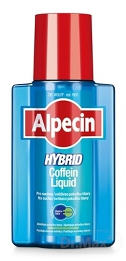 Alpecin ALPECIN HYBRID Coffein Liquid