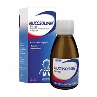 Mucosolvan sirup 100 ml