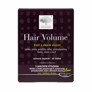 NEW NORDIC HAIR VOLUME  30 TBL