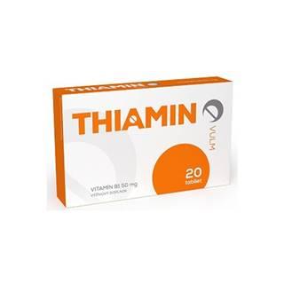 Vulm Thiamin 50 mg 20 tabliet