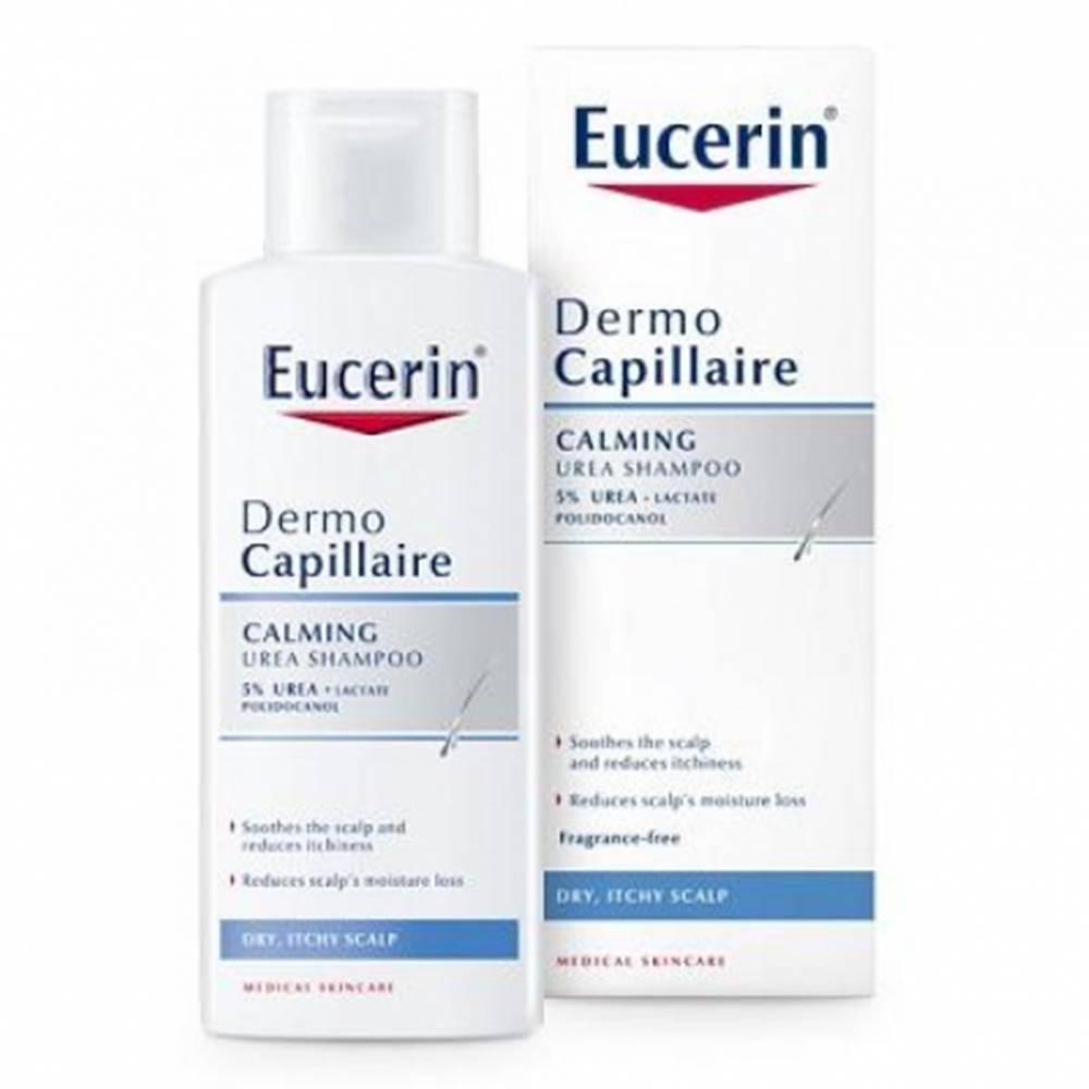 Eucerin DermoCapillaire Šampón na vlasy 5% UREA pre suchú pokožku 250ml