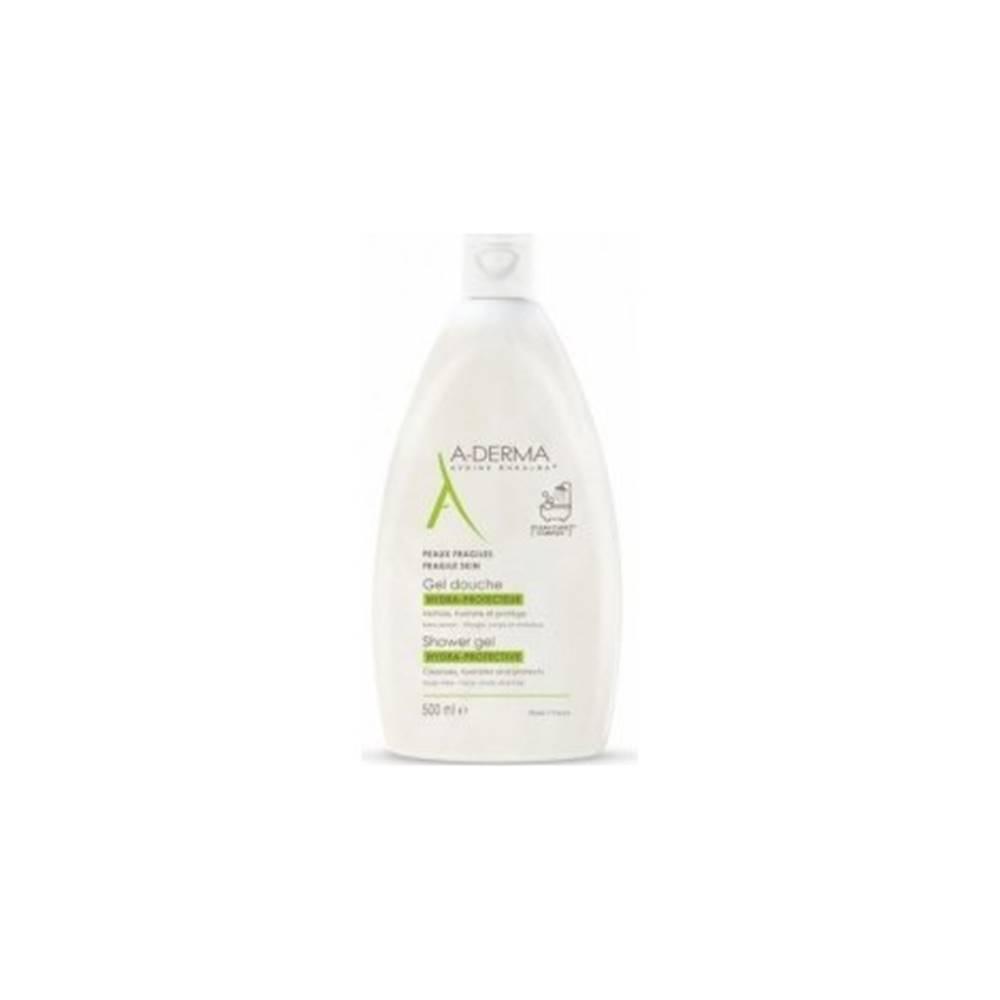 A-DERMA GEL DOUCHE HYDRA-PROTECTEUR hydratačný sprchový gél bez mydla 500 ml