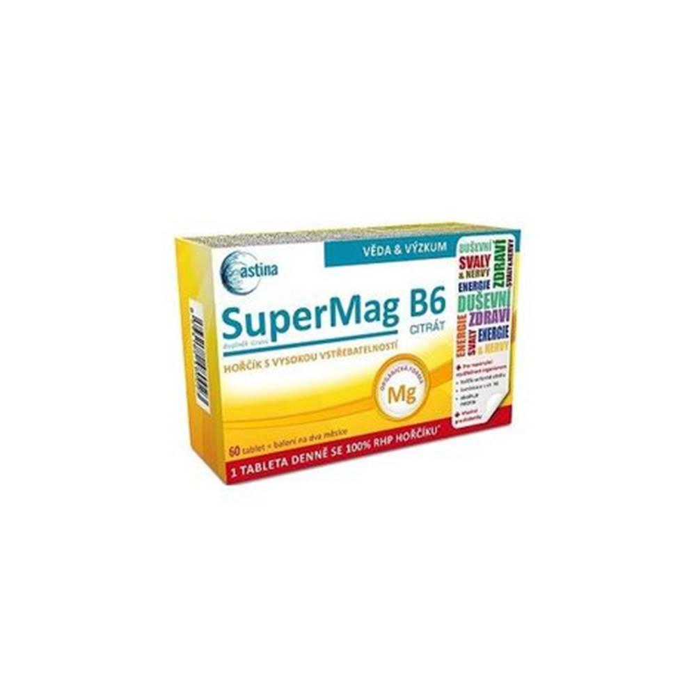 Astina SuperMag B6 chelát 30 tbl