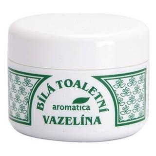 AROMATICA Biela toaletná vazelína s vitamínom E 100ml