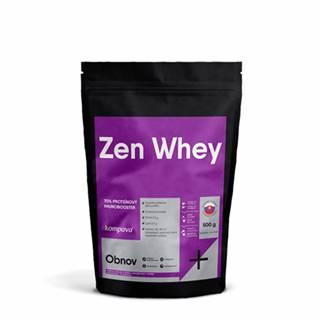 KOMPAVA Zen Whey Proteín vanilka-smotana 16,5 dávok