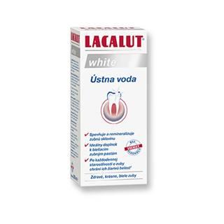 Lacalut white ústna voda 300 ml