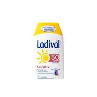 Ladival Sensitiv SPF 50 mlieko na opaľovanie 200 ml