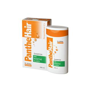 Dr. Müller PantheHair šampón mastné vlasy 200 ml