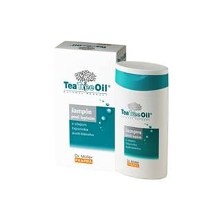 Dr. Müller Tea Tree oil šampón proti lupinám 200 ml