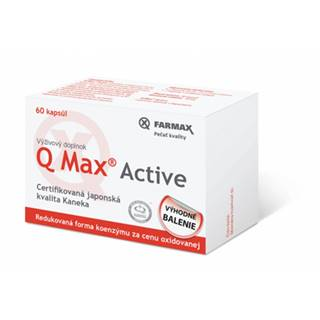 Farmax Q Max Active 30 mg 60 cps