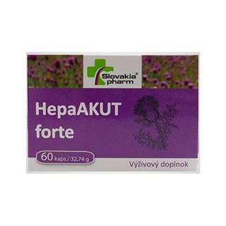 Slovakiapharm HepaAKUT forte 60 cps