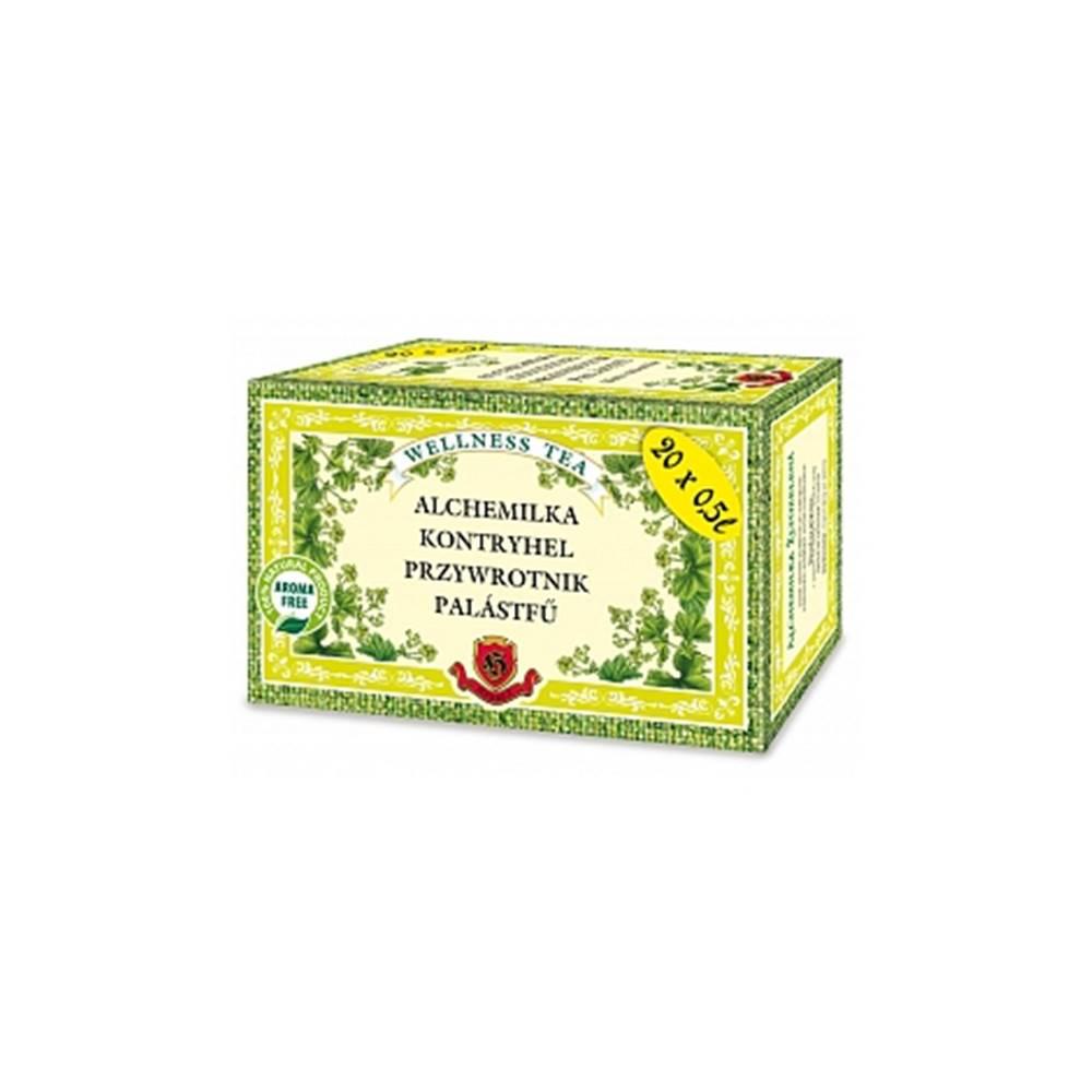 Herbex Alchemilka žltozelená porciovaný čaj 20x3g