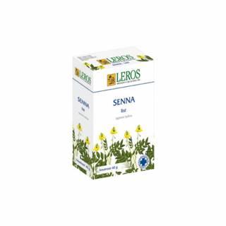 LEROS Senna list sypaný čaj 40g