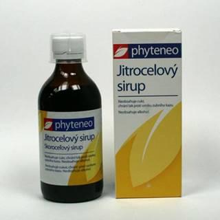 Phyteneo Skorocelový sirup od 1 roka 250 ml