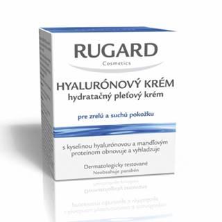 Rugard Hyalurónový pleťový krém pre zrelú a suchú pokožku 50 ml