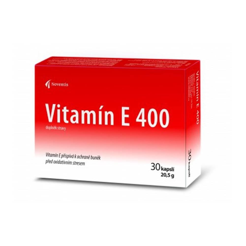 Noventis Vitamín E 400 mg 30 cps