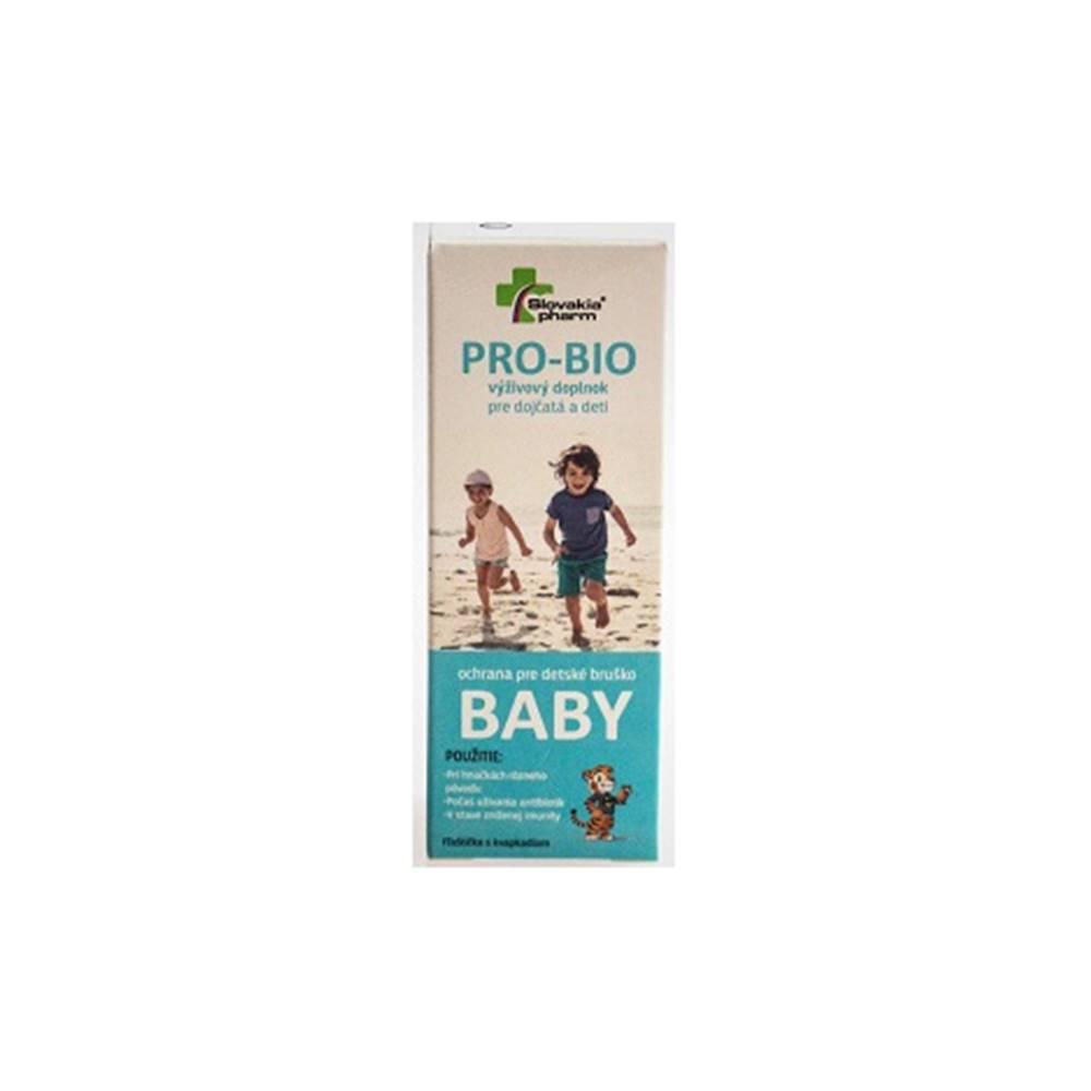 Slovakiapharm Pro-bio Baby kvapky 10 ml