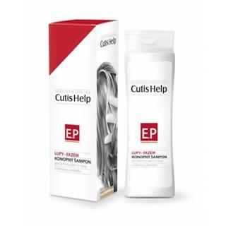 CutisHelp LUPINY-EKZÉM konopný šampón 200 ml