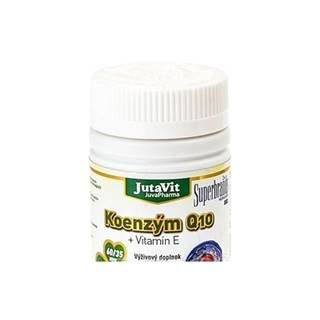 JutaVit Koenzým Q10 + Vitamín E 66 cps
