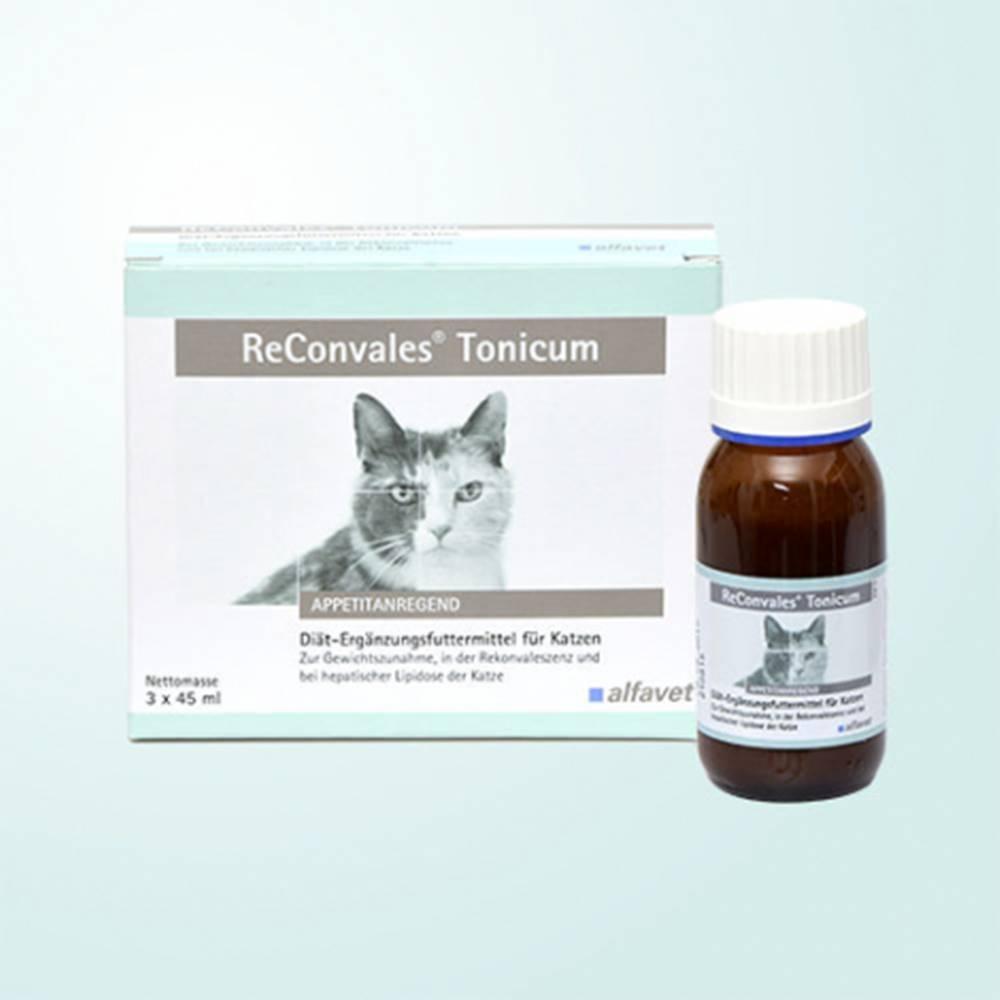 Catopharm ReConvales Tonicum Cat 6x45 ml