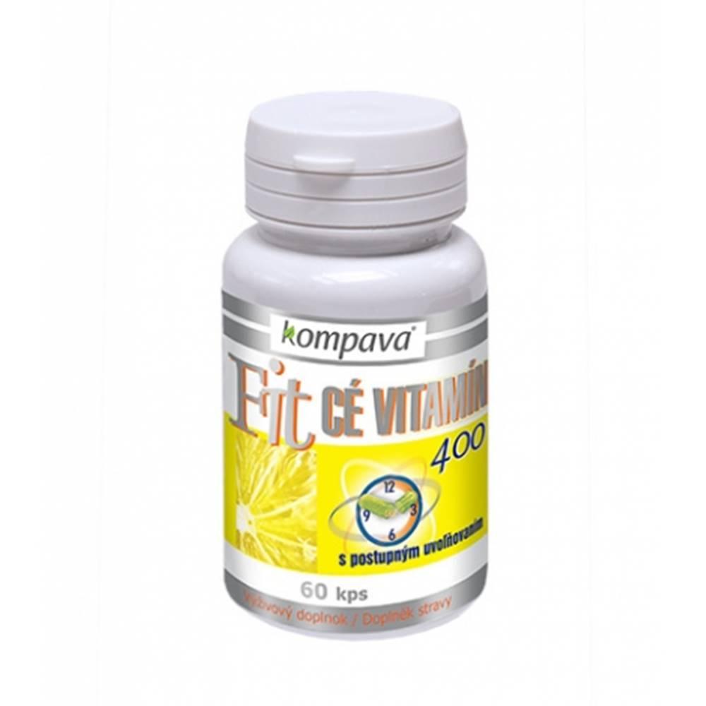 KOMPAVA Fit Cé Vitamín 60 cps