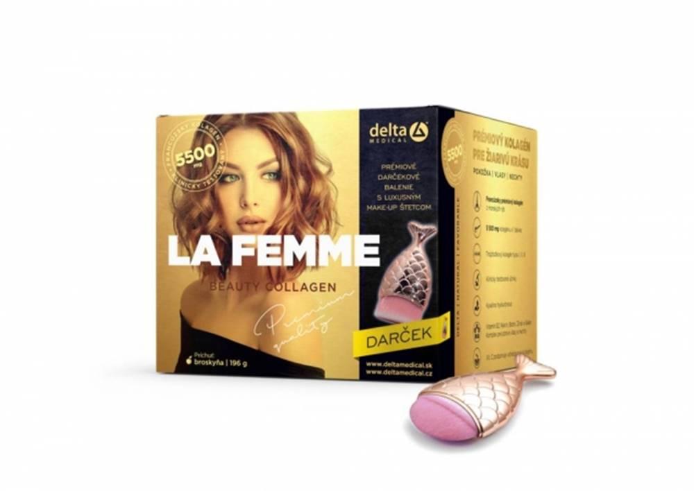 Delta Medical DELTA LA FEMME Beauty Collagen + darček