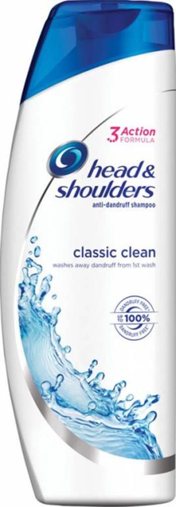 Head&Shoulders Head&Shoulders šampón Classic clean D