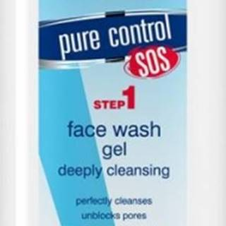 EVELINE Pure Control hlboko čistiaci gél 200ml