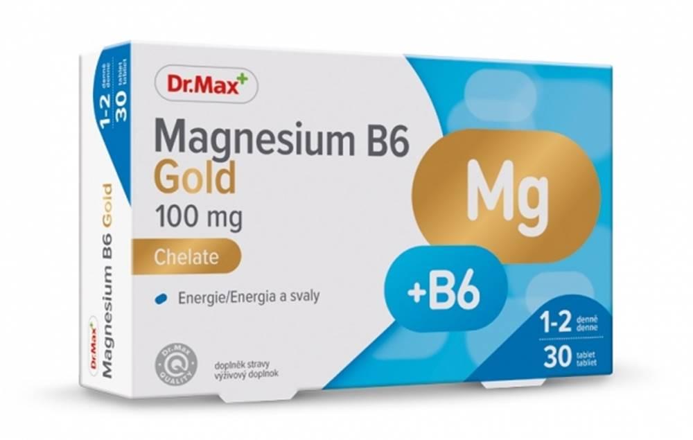 Dr.Max Dr.Max Magnesium B6 Gold