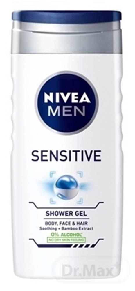 Nivea Nivea men sprchový gél sensitive