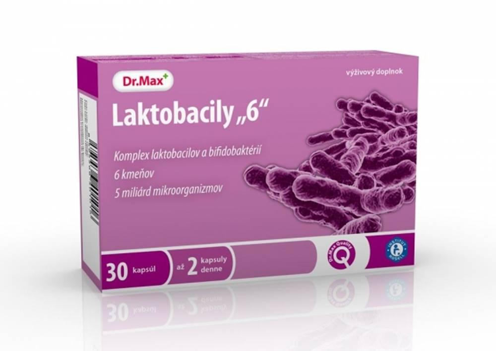 """Dr.Max Dr.Max Laktobacily """"6"""""""
