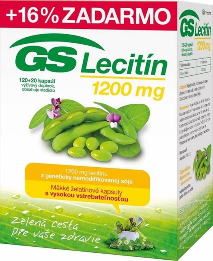 GS GS Lecitín 1200