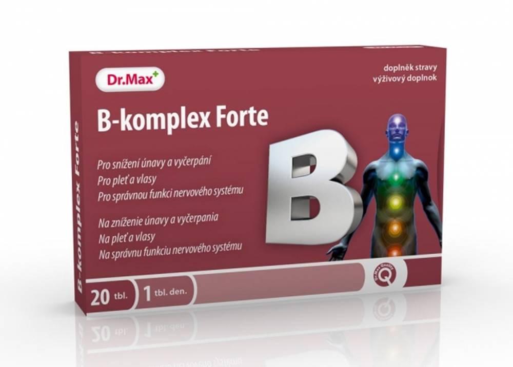 Dr.Max Dr.Max B-komplex Forte
